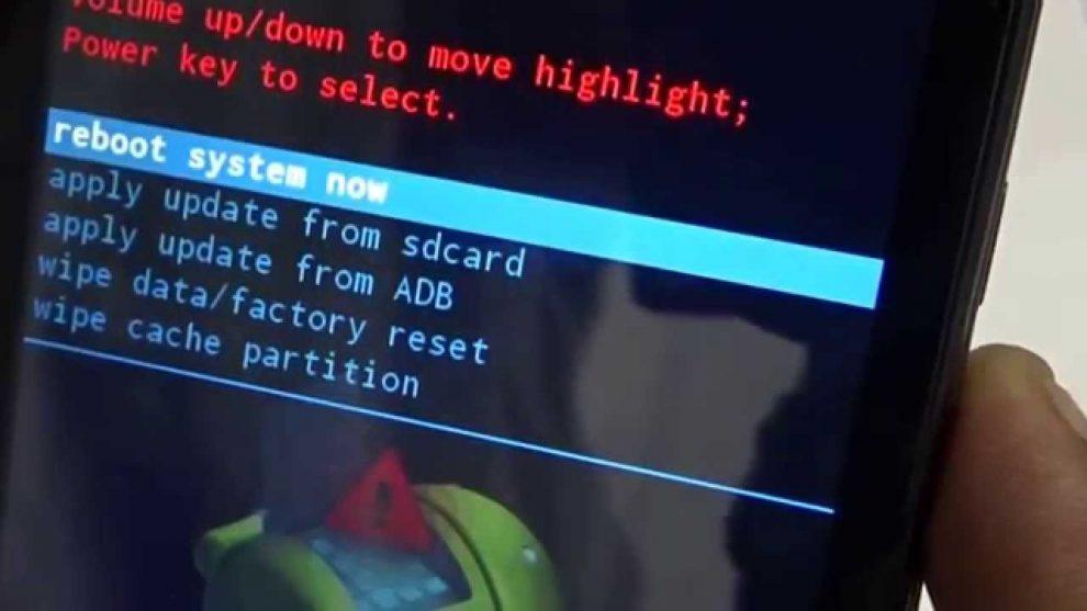 Tips Hard reset Gionee S11 lite tanpa PC